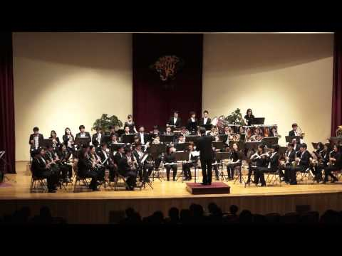 Overture to a New Age - Jan de Haan. Korea University Wind Orchestra. KUWO
