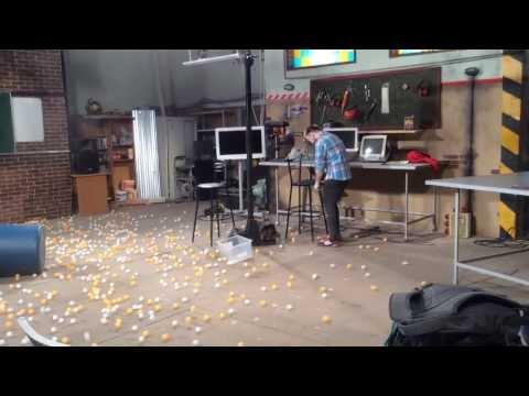 Вчерашняя репетиция ТВ передачи - Ржачные видео приколы