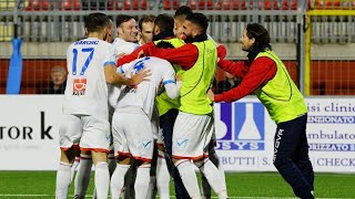 Potenza 1-2 Catania - Highlights - Coppa Italia Serie C