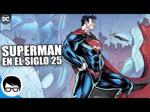 SUPERMAN VIAJA AL SIGLO 25 | Action Comics #995 | COMIC NARRADO