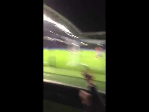 Bobby Zamora winner - Brighton 2-1 Bristol City