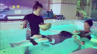 Sound Healing in Water