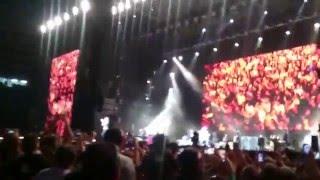 Rolling Stones - Like a Rolling Stone Lima, Peru 6 -Mar-2016