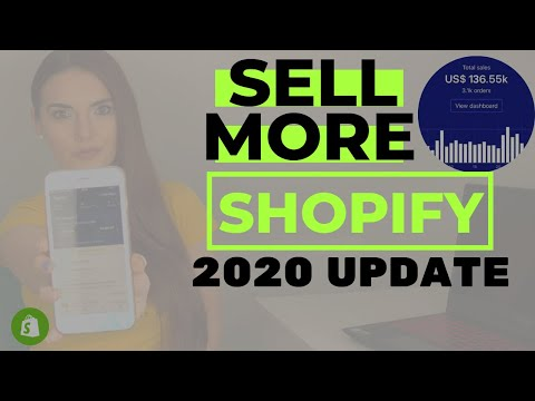 How to Make Money with Shopify Dropshipping – March 2020 Update Shopify thumbnail