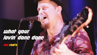 Sol Roots on thecrossover.tv | What Your Lovin' Done Done | Live @Washington DC