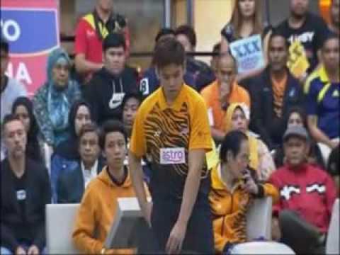 2015 Malaysian Open Semi Finals/Finals