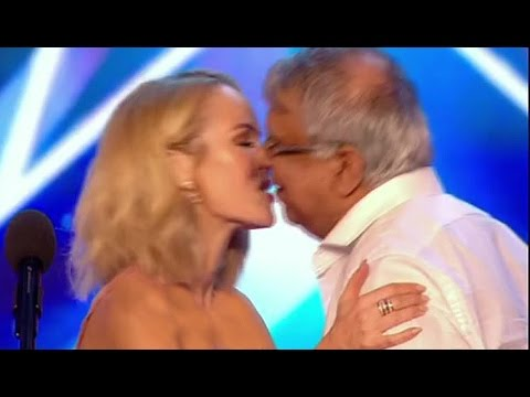 Man Has a CRUSH on Amanda - Will He Get His Wish? | Auditions 5 | Britain's Got Talent 2017 thumbnail