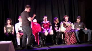 Wicked Faire 2012 Erotic Hypnosis Orgasms (Show 1)