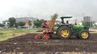 Napier grass preparation [SIMA ASEAN Thailand 2016]