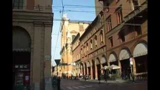 Bologna - Ruas da Cidade (Itália)