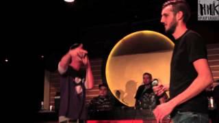 Andrew and homies: Run The Jewels - Banana Clipper (Hip-Hop Karaoke Vancouver)