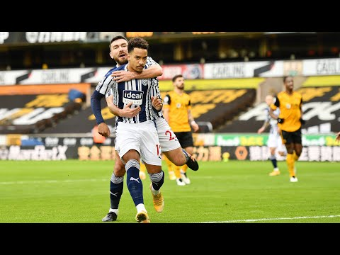 Wolves v West Bromwich Albion highlights