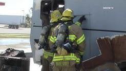 San Diego: Marijuana Found in Burning RV 03252019