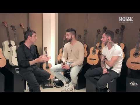 Kendji et Maximilien en interview exclusive (La Boite Noire)