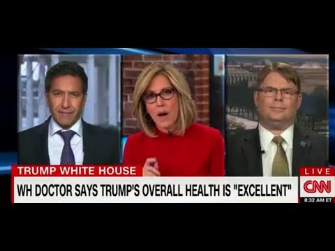 CNN: 'The President Has Heart Disease,' Predicts Heart Attack in '3-5 Years'