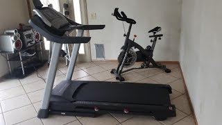 ProForm 505 CST Treadmill Unboxing & Review 2019