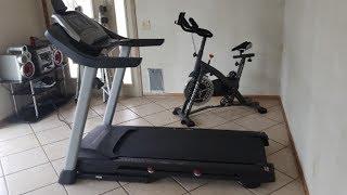 ProForm 505 CST Treadmill Unboxing & Review 2019