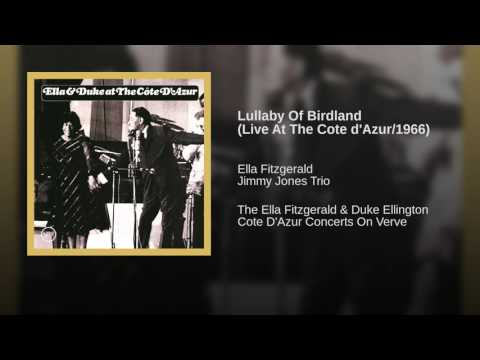 Lullaby Of Birdland (Live At The Cote d'Azur/1966)