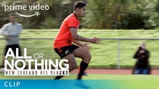 All or Nothing: New Zealand All Blacks - Clip: Sacred #11 Jersey | Prime Video