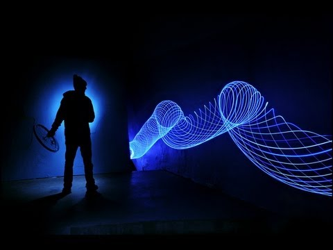 Light Painting Photography  **MUST WATCH**