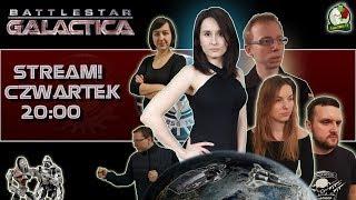 Battlestar Galactica - zapis live stream