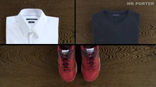 Style Clinic -- Episode 6: How to Add Colour  -- MR PORTER