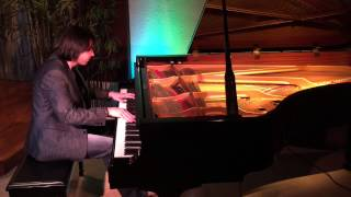"""Winter Journey"" - Scott D. Davis - solo piano"