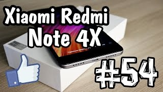 Xiaomi Redmi Note 4X. Один из лучших топовых бюджетников (Упало с неба # 54)