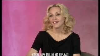 Madonna - Hard Candy Promotion - EPK Track by Track Interview, 2008