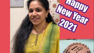 Happy new year 2021// New year eve dinner//Most popular videos in 2020