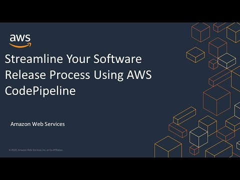 Streamline Your Software Release Process Using AWS CodePipeline