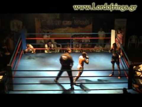 Alex Vogel vs Σταύρος Εξακουστίδης (H-1 Last Chance)