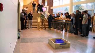 Trebuchet Catapault Launcher 12 2012