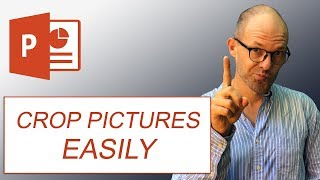 How To Crop Picтures in PowerPoint (the Forgotten Basics)
