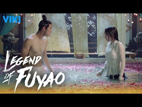 Legend of Fuyao - EP21 | Shirtless Ethan Juan Spars With Yang Mi [Eng Sub]