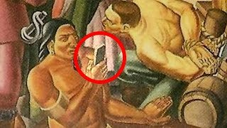 Proof of Time Travel | iPhone Found in Ancient Mural