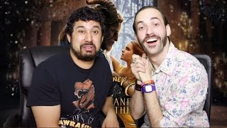 BEAUTY AND THE BEAST (2017) MOVIE REVIEW!!!