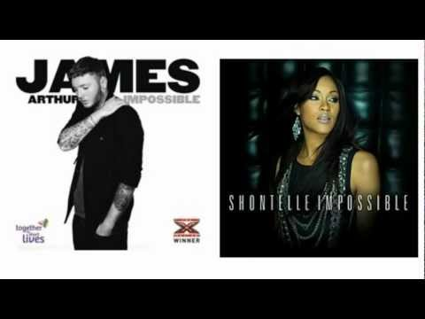 Shontelle and James Arthur - Impossible Duet