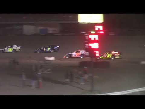 Nodak Speedway IMCA Sport Mod A-Main (Motor Magic Night #1) (9/2/17)