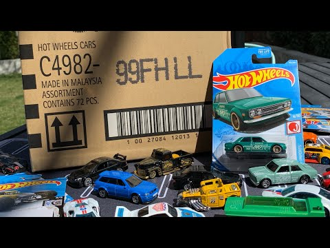 Lamley Live Unboxing: Hot Wheels 2021 International H Case & Highlights!