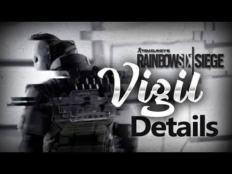 EXCLUSIVE VIGIL Gameplay & Breakdown - Rainbow Six Siege