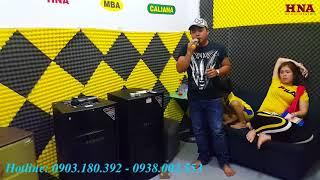 Test Karaoke Loa BEST PA-4000 Tại Hà Nguyễn Audio