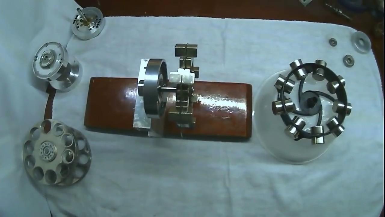 8d8bc16816a Cientista Brasileiro desenvolve Motor magnético perpétuo! Revolução  Tecnológica!