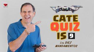 CATEQUIZIS 9 | LOS DIEZ MANDAMIENTOS | Juan Manuel Cotelo