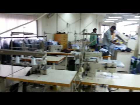 Sharif Garments Factory - Bahrain