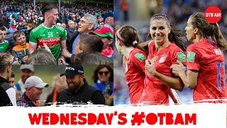 WATCH #OTBAM: USA dump England, Irish Open tips, Power Rankings, Free Transfers |