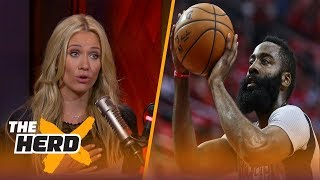 Colin and Kristine react to the Houston Rockets selling for $2.2 billion | THE HERD