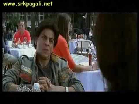 What Shahrukh Khan does with ketchup to Rani Mukerjii.....KANK Deleted Scenes