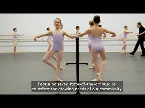Boston Ballet School | Newton Studio