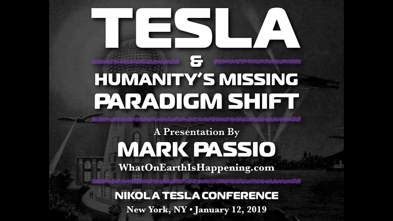 Mark Passio - Tesla & Humanity's Missing Paradigm Shift